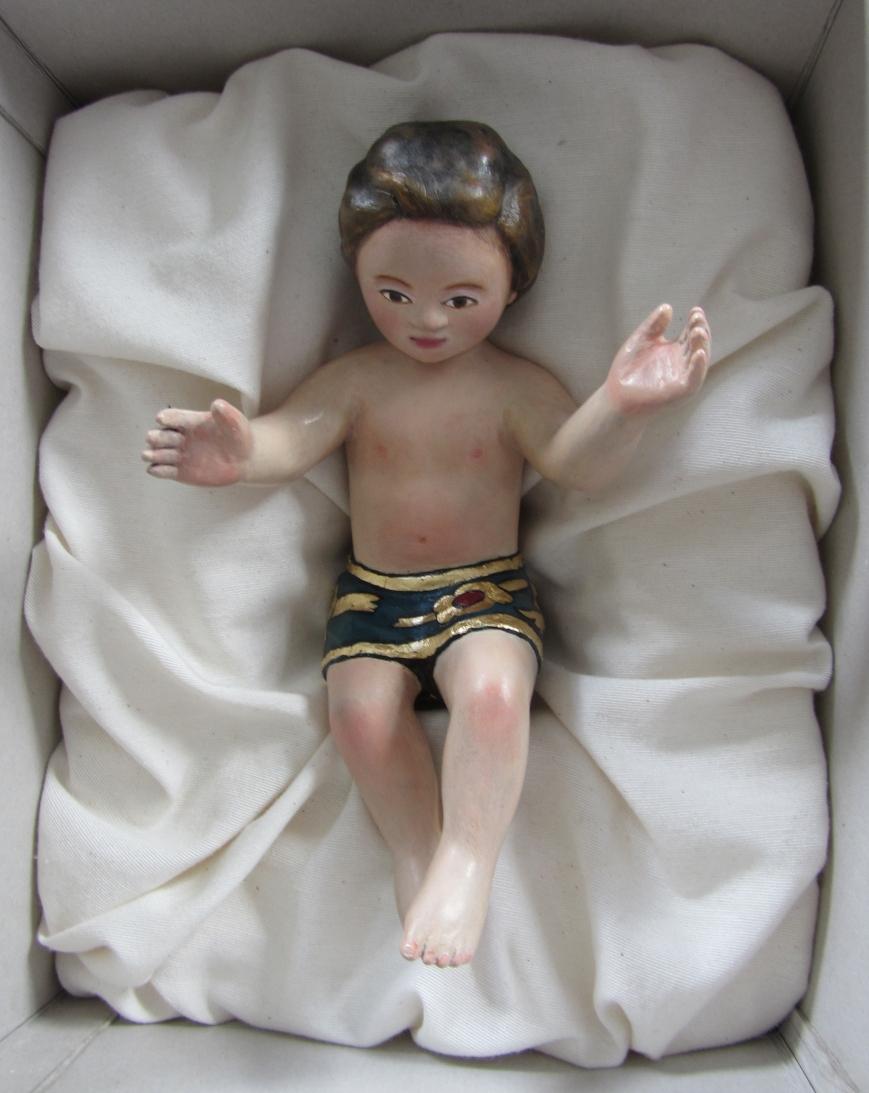 NIÑO JESÚS ROBADO