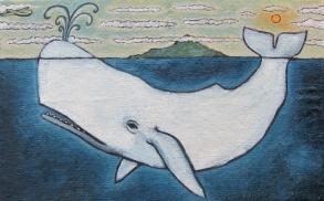 Ballena blanca