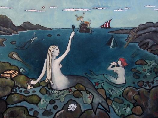La Merienda de las Sirenas