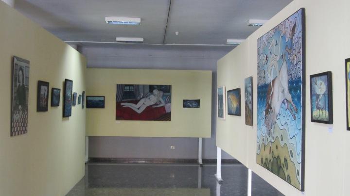 Exposición en Los Cristianos