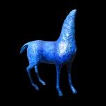CABALLA azul